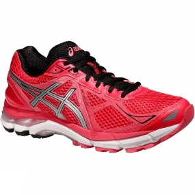 Asics Womens GT 2000 3 Mid Pink/Silver