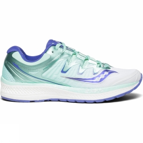 Saucony The Womens Triumph ISO 4 Shoe from Saucony now has a full-length Everuntm midsole for the ultimate women