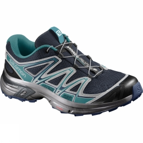 Salomon Salomon Womens Wings Flyte Shoe Slateblue / Light Onix