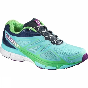 Salomon Salomon Women's X-Scream 3D Bubble Blue / Blue Depth