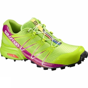 Salomon Salomon Women's Speedcross Pro Granny Green / Granny Green