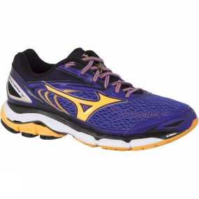 Mizuno Mizuno Women's Wave Inspire 13 Liberty/Orange Pop/White
