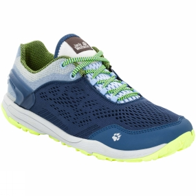 Jack Wolfskin Jack Wolfskin Womens Crosstrail Chill Low Shoe Cool Water