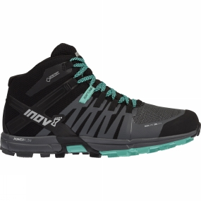 Inov-8 Fast-packing just got even faster. Weighing in at just 320g with a lower 4mm drop and X-PROTEC this is a more responsive version of our popular waterproof boot with enhanced protection for tackling all adventures over any type of terrain imaginable.