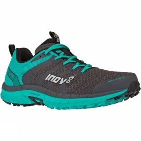 Inov-8 The Womens ParkClaw 275 GTX Shoe from Inov-8 is the perfect shoe for runners wanting to run on paths and trails, or those looking to make a transition from road running to trail running. It performs superbly on both terrains, and features an aggressive outsole for increased grip. Utilizing Gore Invisible Fit Technology, featuring the Gore-Tex membrane, ensures that the ParkClaw 275 GTX keeps feet dry and comfortable in the foulest of road-to-trail running conditions.