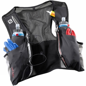 Salomon Salomon S-Lab Sense Ultra 2 Set BLACK/RACING RED