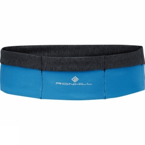 Ronhill Stretch Waistband Deep Cyan/Charcoal Marl