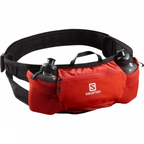Salomon Energy Belt Fiery Red/Black