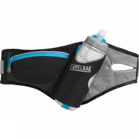 CamelBak Delaney Hydration Belt Black / Atomic Blue