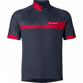 Vaude Vaude Mens Pro Tricot II Cycle Jersey Eclipse