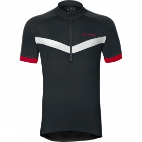 Vaude Vaude Mens Advanced Tricot II Cycle Jersey Black