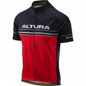 Altura Mens Team Short Sleeve Jersey