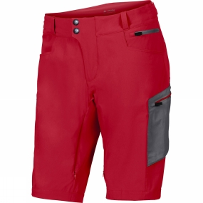Vaude Vaude Mens Altissimo Shorts Indian Red