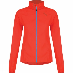 Dare 2 b Dare 2 b Womens Blighted Windshell Fiery Coral