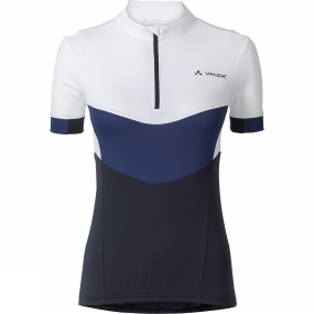 Vaude Vaude Womens Advanced Tricot II Cycle Jersey Sailor Blue