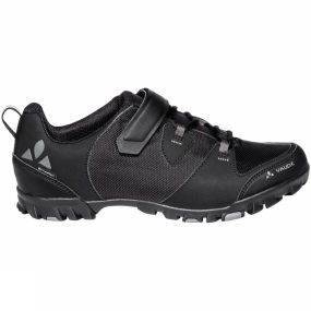 Vaude The Mens TVL Pavei STX Sho from Vaude is a waterproof bike shoe will make sure your feet stay firmly planted on the pedals even when it