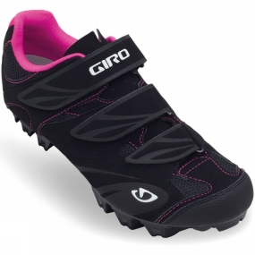 Giro Womens Riela Mountain Bike Shoe Black