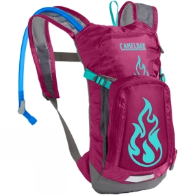 CamelBak Mini Mule Hydration Pack Baton Rouge/Flames