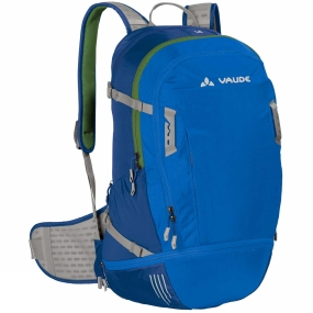 Vaude Vaude Bike Alpin 25+5 Litre Backpack Hydro Blue/Royal