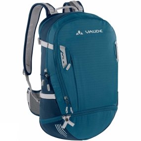 Vaude Vaude Bike Alpin 25+5 Litre Backpack Dark Petrol/Blue Sapphire