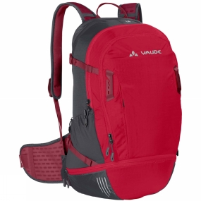 Vaude Vaude Bike Alpin 25+5 Litre Backpack Indian Red/Salsa