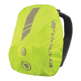 Endura Luminite Backpack Cover Hi-Viz Yellow