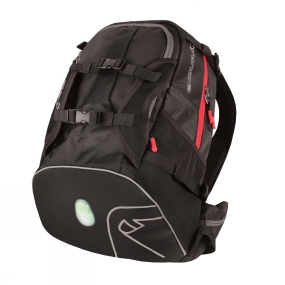 Endura Backpack 25L Black
