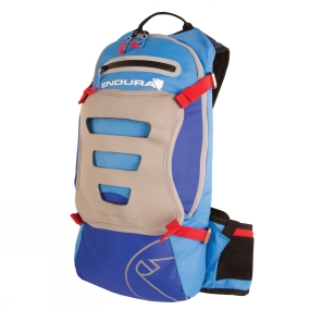 Endura SingleTrack Backpack Blue