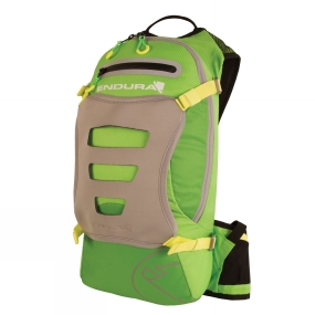 Endura SingleTrack Backpack Kelly Green