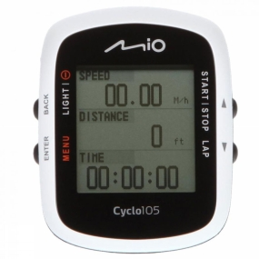 Mio Cyclo 105 GPS Unit No Colour