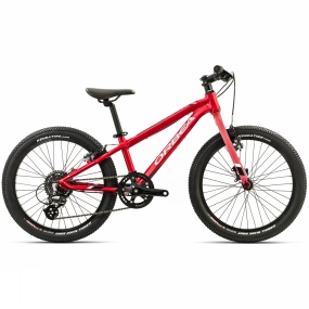 Orbea MX 20 Team 2018 RED-WHI