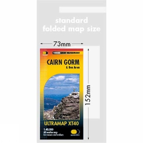 Harvey Maps Cairn Gorm Ultra Map 1:40K