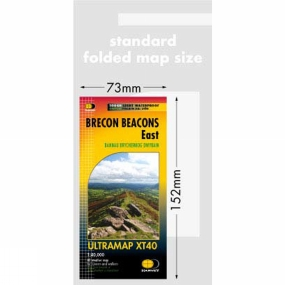 Harvey Maps Brecon Beacons East Ultra Map 1:40K