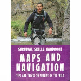 Bonnier Publishing Bonnier Publishing Bear Grylls: Maps and Navigation 1st ed, March 2017