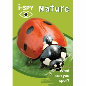 Harper Collins Harper Collins i-SPY Nature .