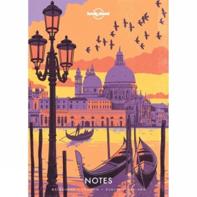 Lonely Planet Notebook - Europe