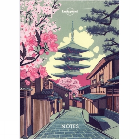 Lonely Planet Notebook - Asia