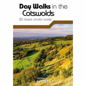 Vertebrate Publishing Day Walks in the Cotswolds