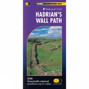 Harvey Maps Hadrian's Wall Path