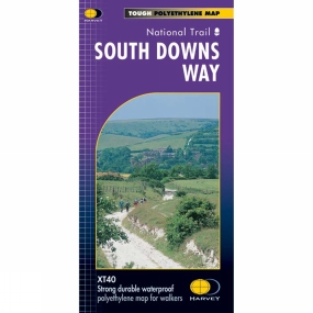 Harvey Maps South Downs Way Map 1:40K