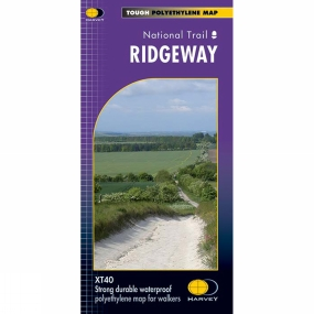 Harvey Maps Ridgeway Long Distance Route Map 1:40K