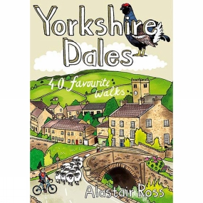 Pocket Mountains Ltd Yorkshire Dales: 40 Favourite Walks