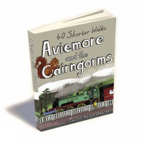 Pocket Mountains Ltd Aviemore and the Cairngorms: 40 Shorter Walks