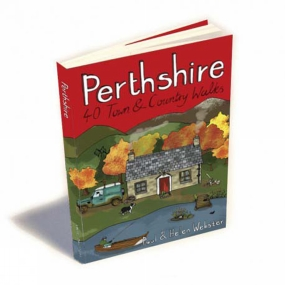 Pocket Mountains Ltd Perthshire: 40 Town & Country Walks