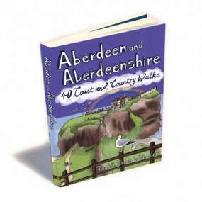 Pocket Mountains Ltd Aberdeen and Aberdeenshire: 40 Coast and Country Walks
