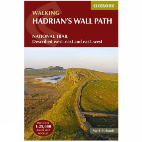 Cicerone Hadrian's Wall Path: West-East & East-West