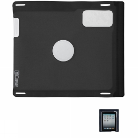E Case ISeries Ipad Case Black