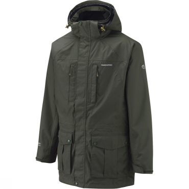 Mens Kiwi Long Jacket
