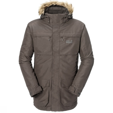 Mens Cold Harbour Parka 3 in 1 Jacket