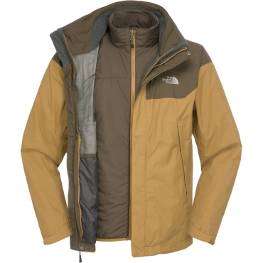 Mens Stratosphere Triclimate Jacket